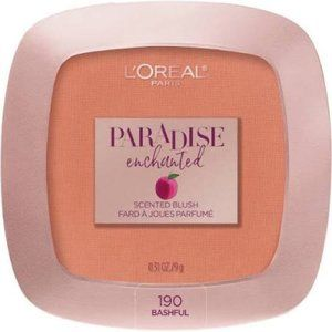 L'Oreal Scented Blush in Bashful NEW Peach